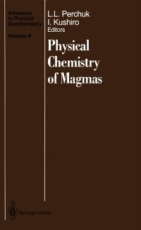 Cover Physical Chemistry of Magmas