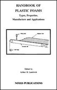 Cover Handbook of Plastic Foams