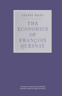 Cover Economics of Francois Quesnay