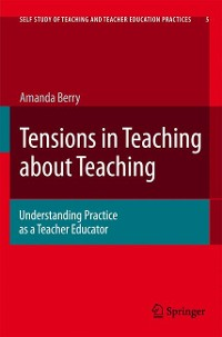 Cover Tensions in Teaching about Teaching
