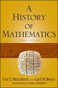 Cover A History of Mathematics