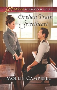 Cover Orphan Train Sweetheart (Mills & Boon Love Inspired Historical)