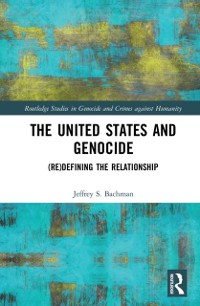 Cover United States and Genocide