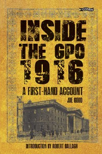 Cover Inside the GPO 1916