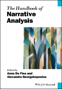 Cover The Handbook of Narrative Analysis