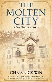 Cover Molten City
