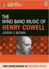 Cover Wind Band Music of Henry Cowell