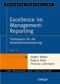 Cover Excellence im Management-Reporting