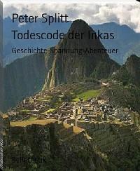 Cover Todescode der Inkas
