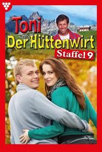 Cover Toni der Hüttenwirt Staffel 9 – Heimatroman