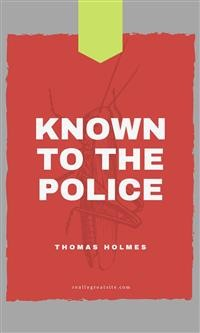 Cover Known To The Police