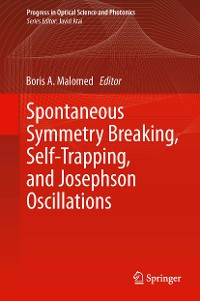 Cover Spontaneous Symmetry Breaking, Self-Trapping, and Josephson Oscillations