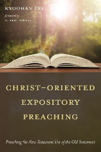 Cover Christ-Oriented Expository Preaching