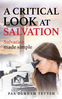 Cover Critical Look at Salvation