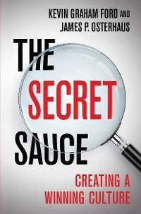 Cover The Secret Sauce