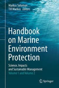 Cover Handbook on Marine Environment Protection