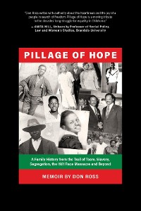Cover Pillage of Hope