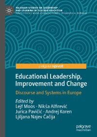 Cover Educational Leadership, Improvement and Change