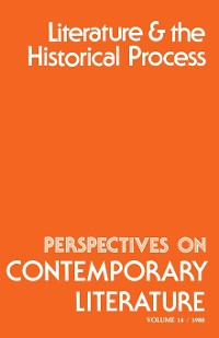 Cover Perspectives on Contemporary Literature