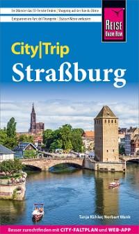 Cover Reise Know-How CityTrip Straßburg