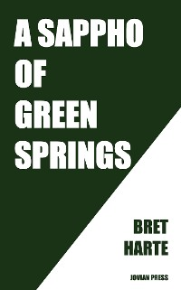 Cover A Sappho of Green Springs