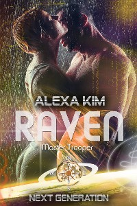 Cover Raven (Master Trooper - The next Generation) Band 12