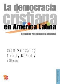Cover La democracia cristiana en América Latina