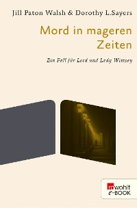 Cover Mord in mageren Zeiten