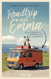 Cover Roadtrip mit Emma