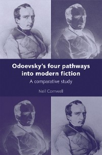Cover Odoevsky's four pathways into modern fiction