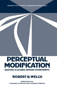 Cover Perceptual Modification