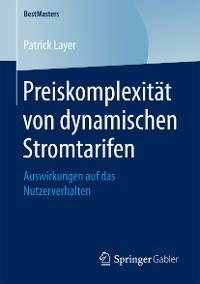 Cover Preiskomplexität von dynamischen Stromtarifen