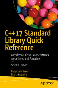Cover C++17 Standard Library Quick Reference