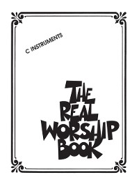 Cover The Real Worship Book (Songbook)