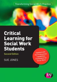 Cover Critical Learning for Social Work Students