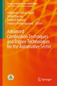 Cover Advanced Combustion Techniques and Engine Technologies for the Automotive Sector