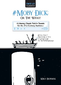 Cover #Moby-Dick; Or, The Whale