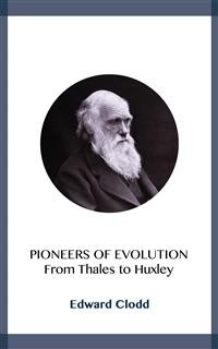 Cover Pioneers of Evolution