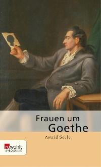 Cover Frauen um Goethe