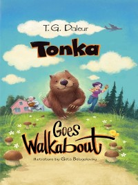 Cover Tonka goes walkabout