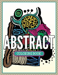 Cover Abstract Coloring Book