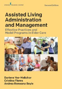 Cover Assisted Living Administration and Management