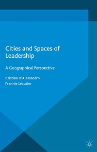 Cover Cities and Spaces of Leadership