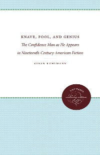 Cover Knave, Fool, and Genius