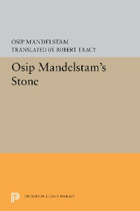 Cover Osip Mandelstam's Stone