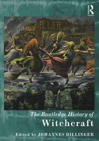 Cover Routledge History of Witchcraft