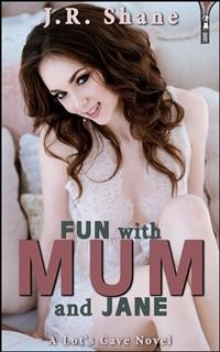 Cover FUN with MUM and JANE