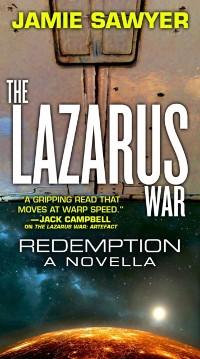 Cover Lazarus War: Redemption