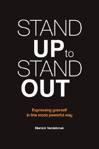 Cover Stand Up to Stand Out