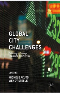 Cover Global City Challenges